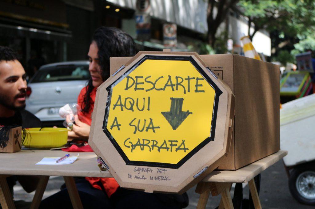 Espalhe flor por onde for na Paulista